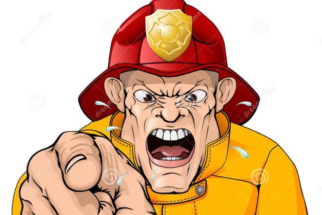 Консультация по вопросам пожарной безопасности 1 - kwork.ru