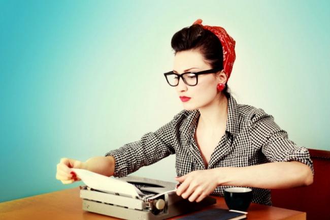 Рерайт, копирайт статейСтатьи<br>Быстро и качественно выполняю заказы. Уделю внимание каждому требованию заказчика. Опыт работы в написании статей на различные тематики более 2-х лет. К работе отношусь серьезно, настроена на долговременное сотрудничество. Напишу рассказ, сказку или стих на любую тематику.<br>