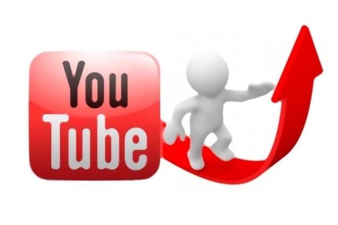 300 подписчиков на YouTube каналПродвижение в социальных сетях<br>Я помогу вам в раскрутке вашего Ютуб-канала, посредством увелечения численности его подписчиков. 300 живых подписчиков за 4 дня для вас! Предупреждаю! В дальнейшем люди могут отписываться от вашего канала, но как правило число отписавшихся не более 6% Работу стараюсь выполнять быстро и качественно.<br>