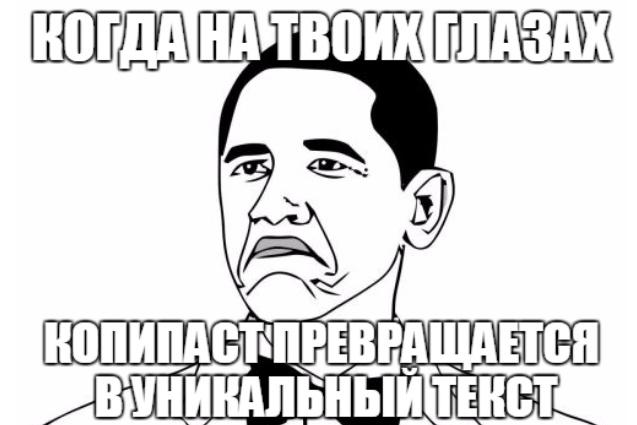 Превращу любой копипаст в уникальный текст 14 - kwork.ru
