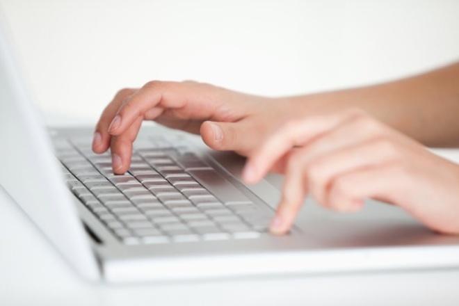 Напишу текст любого объема в короткие срокиНабор текста<br>Рассмотрю вариант транскрибации аудио/видео. Печать текстов любого объема быстро и качественно. Проверка и редактирование текстов. Возможность написания статей.<br>
