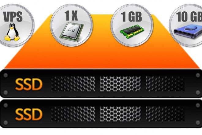 Установка, Настройка VPS, VDS сервера на Linux 1 - kwork.ru