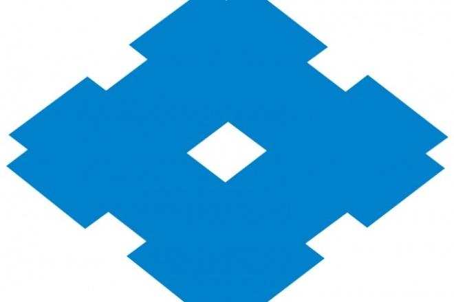 Качественный лого по вашему рисунку 1 - kwork.ru