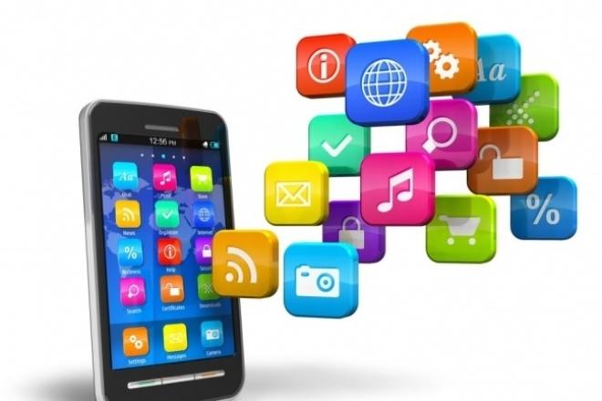 Сделаю мобильное приложение для IOS, Android по вашему сайту 1 - kwork.ru