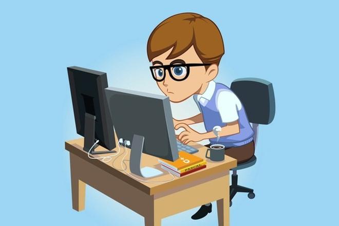 Напишу программу или доработаюПрограммы для ПК<br>Пишу программы на C, C++, C#, javascript, могу и на других языках. Исправляю ошибки в готовых программах. Качественно, быстро!<br>