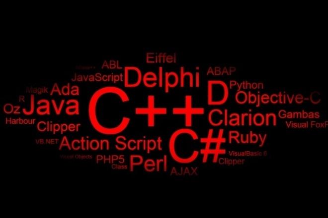 Лабораторные работы. Программная ИнженерияРепетиторы<br>В наличии имеются лабораторные и практические работы по следующим предметам: • C# • 1C • Логическое программирование на Prolog • Скриптовые ЯП (Python, js) • Дискретная оптимизация (игра Filler) • Защита информации и криптография (DES, RSA, шифровальная машина Enigma) • Экономика программной инженерии Если необходимо, постараюсь помочь с разработкой/доработкой лабораторных по указанным предметам. Сроки выполнения могут быть короче.<br>