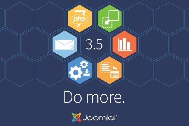 Установлю, настрою, подберу любой шаблон JoomlaСайт под ключ<br>Подбор тематики, установка, вёрстка, настройка, доработка, администрирование с использованием CMS Joomla Начиная от Landing page и кончая полноценным социальным проектом с полным сопровождением и поддержкой..<br>