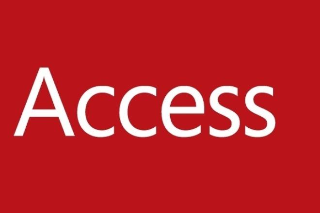 Разработаю базу данных на Microsoft AccessПрограммы для ПК<br>В данный кворк входит 1 база данных. Включает в себя 4 таблицы и 4 формы. В дополнении могу создать отчеты, запросы и главную кнопочную форму.<br>