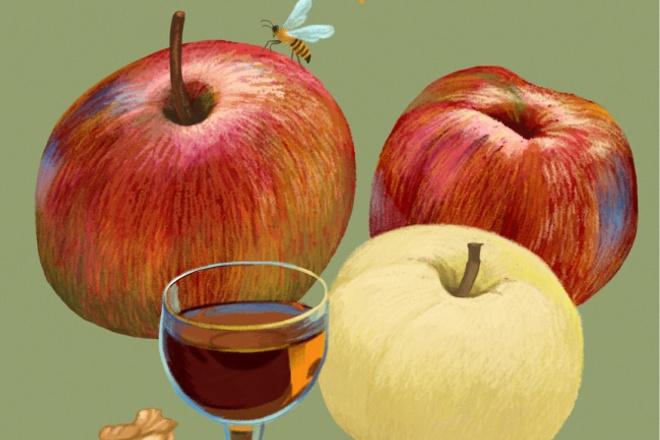 Нарисую фруктыИллюстрации и рисунки<br>Изображать фрукты- приятное занятие! И смотреть на них-тоже, и даже полезно! Поэтому все так любят натюрморты с фруктами. Ниже я предоставила свои иллюстрации, которые были нужны для сопровождения редких рецептов фруктовых коктейлей, яблочных и грушевых пирогов. Иллюстрации выполнены с натуры вручную на iPadе в программе Sketches.<br>