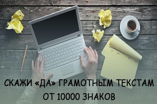 Исправление ошибок и опечаток в текстах 16 - kwork.ru