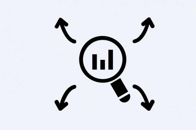 Конкурентный анализ в Интернете 1 - kwork.ru