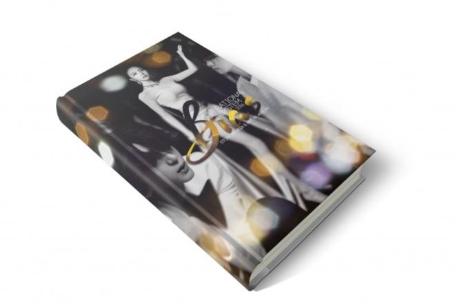 Сделаю обложку для книги 1 - kwork.ru