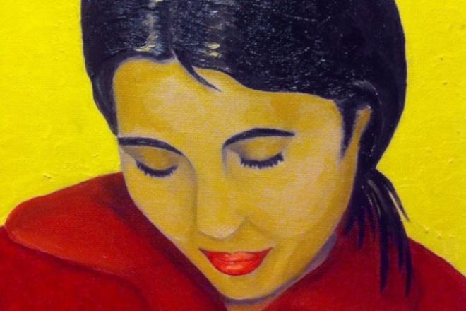 Нарисую картину маслом, акриломИллюстрации и рисунки<br>Работаю в разных техниках, с разными материалами, помимо фантазийного жанра, абстракций, иллюстраций, натюрмортов и пейзажей, пишу портреты с фото. На примере работа под названием Ма - портрет матери с ч.б. фотографии. Материалы: холст на твердом картоне, масляные краски. Прекрасный подарок близким людям! Знаете, у таких работ есть душа! Вы можете вложить свою, вместе с Вашей идеей в моем исполнении, ну, или, я поделюсь своей:;) Нарисую за 2-3 дня. Если исполнение будет масляными красками, то потребуется время для засыхания около 10 дней (в идеале дольше, но это зависит и от манеры письма) После рисования отправляю Вам качественную фотографию через систему взаимодействия на этом сайте. Затем Вы сможете самостоятельно сделать печать на холсте в своем городе, обратившись в любую типографию. Да, про душу - все-таки она ощутимей при взгляде на живую, оригинальную картину! Чтобы было теплей Вам и Вашим близким, для заказа оригинала Вам нужно будет добавить опцию Доставка по России почтой (Срок доставки зависит от Вашего города и от работы Почты Россия). Для срочной доставки можно оформить Экспресс-доставку службами ЕМС или DHL.<br>