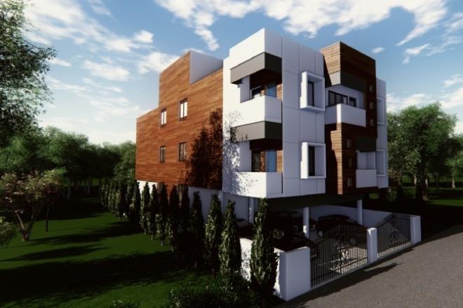 3D модели, 3D планы, фасады, визуализация, видеопрезентацияФлеш и 3D-графика<br>Создание 3 модели здания по существующим планам, наброскам или фотографиям. Визуализация фасадов. Высокий уровень детализации. Подборка текстур и материалов. Визуальные эффекты. Видеопрезентации, слайд-шоу.<br>