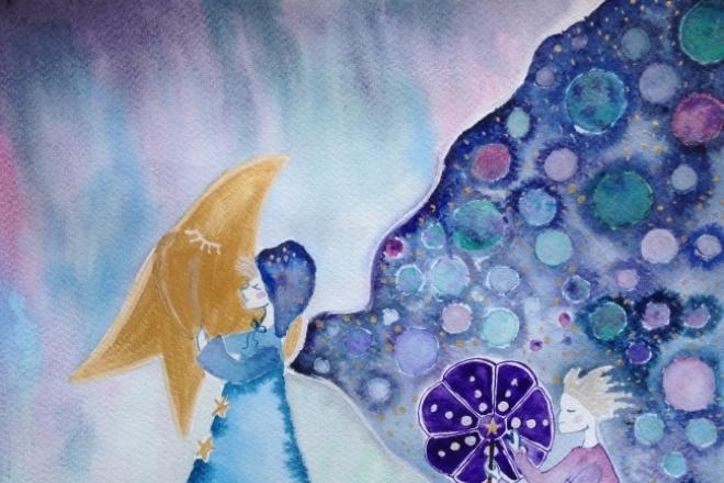 Нарисую иллюстрации для рассказов, стихотворений и чего пожелаете 1 - kwork.ru