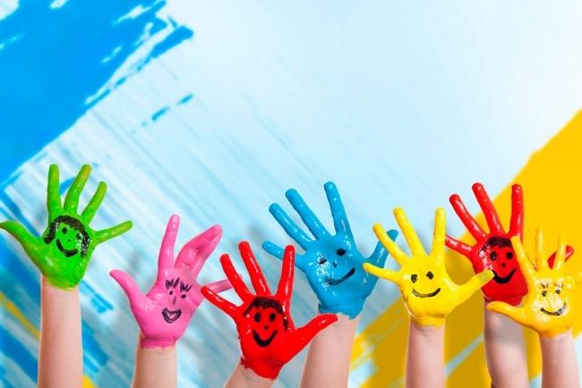 Дети нарисуют 1 - kwork.ru