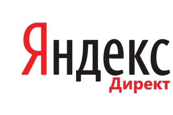 Яндекс Директ Поиск + РСЯ. 2 кампании в 1 кворке 1 - kwork.ru