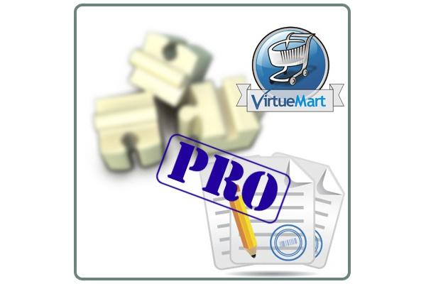 Оплата безналичным расчетом для интернет-магазина VirtueMartДоработка сайтов<br>Плагин оплаты для интернет-магазина, построенного на Joomla и VirtueMart 3. Покупатель получит на почту pdf-форму счета для оплаты безналичным расчетом. Демо-версия плагина прилагается. Работает 7 дней.<br>