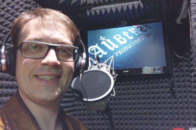 Аудиоролик до 1 минуты 1 - kwork.ru