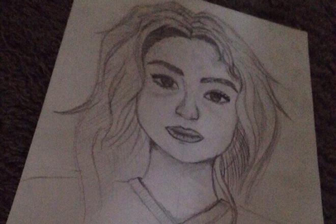 Напишу портрет по вашей фотографии или любой рисунок на ваш выборИллюстрации и рисунки<br>За один день нарисую для вас портрет или рисуно к в любой технике. Отлично работаю с любыми материалами, в том числе практикую рисование на компьютере, с помощью графического планшета. Рисунки сканирую и отправляю вам в хорошем качестве. Учту все ваши пожелания насчет работы.<br>