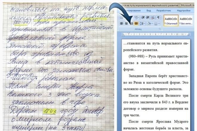 Набор любых текстовНабор текста<br>Напишу любой текст который вам нужен. Мои гарантии 100% Срок выполнения задания зависит от количества слов.<br>