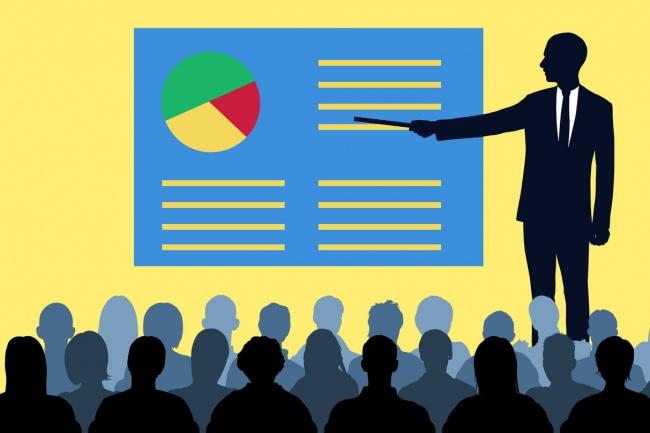 Создам презентацию в любом стилеПрезентации и инфографика<br>Создам презентацию, исходя из Ваших данных. Грамотность, качественность изображений и оригинальность дизайна проверять не потребуется: это само собой разумеется. За дополнительные опции могу предложить: 1. Создание уникального текста в презентации; 2. Поиск картинок надлежащего содержания и качества; 3. Иное. Если презентация нужна в формате видео, то бесплатно подложу музыку к видеоряду.<br>