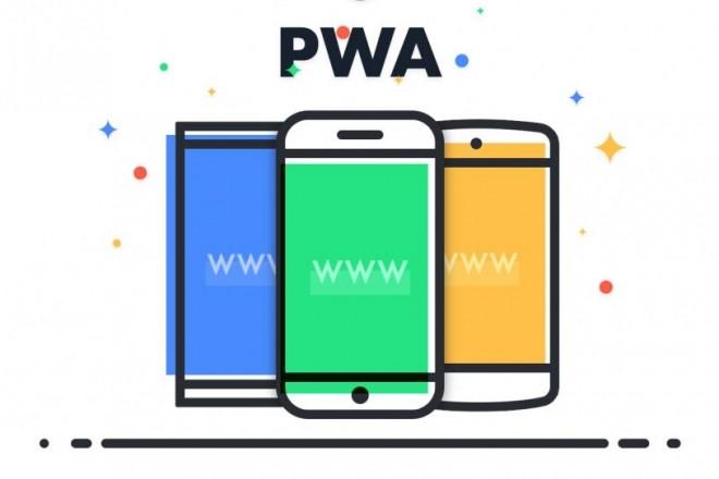Разработаю PWA 1 - kwork.ru