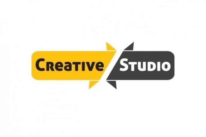 Создам 3 варианта оригинального логотипа, исходя из ваших пожеланий 1 - kwork.ru