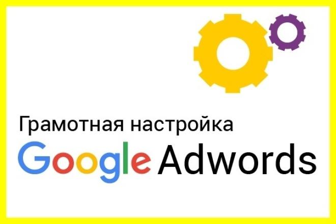Грамотная настройка эффективной рекламы в Google Adwords 1 - kwork.ru