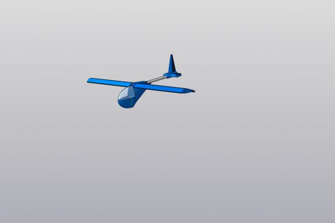 Создание 3D моделей, отдельных деталей, а также сборок 1 - kwork.ru