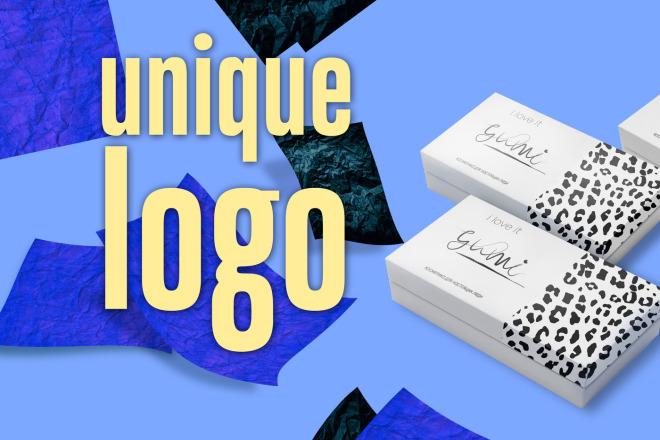 Качественный простой или уникальный логотип в 3х вариантах 1 - kwork.ru