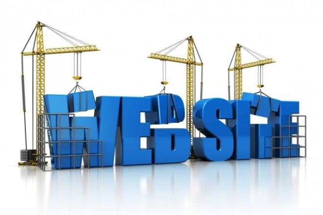 Доработаю сайтДоработка сайтов<br>Помогу доработать сайт в кратчайшие сроки , исправлю ошибки, внесу требуемые изменения, жду заказов - обращайтесь.<br>