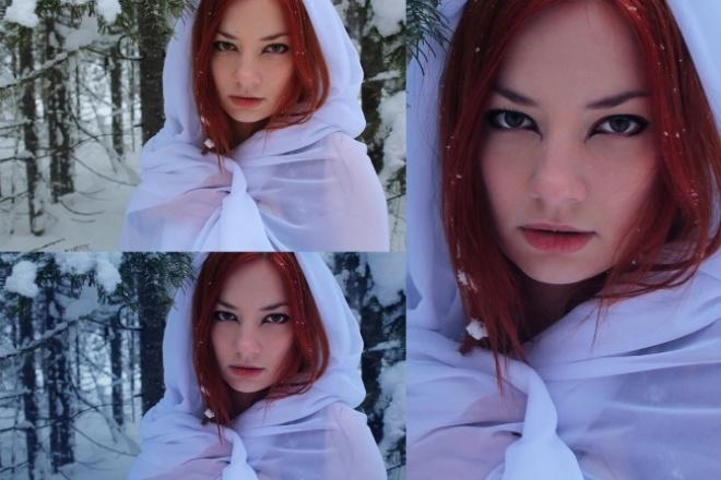 Базовая ретушь фотографий 1 - kwork.ru