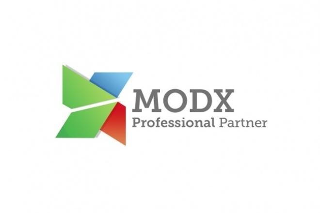 Доработка сайта на MODx 1 - kwork.ru