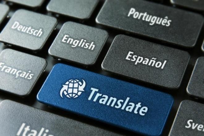 Набор-перевод текстаПереводы<br>Доброго времени суток! представляю вашему вниманию мою услугу набор-перевод текста быстро, недорого! !<br>