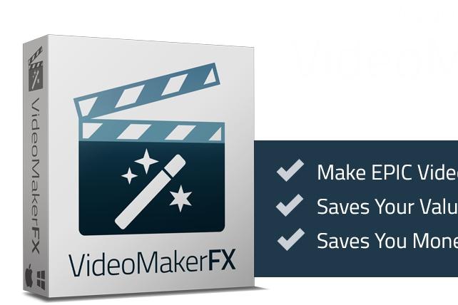 Программа VideoMaker FX для создания motion видео роликов за 5 минут 1 - kwork.ru