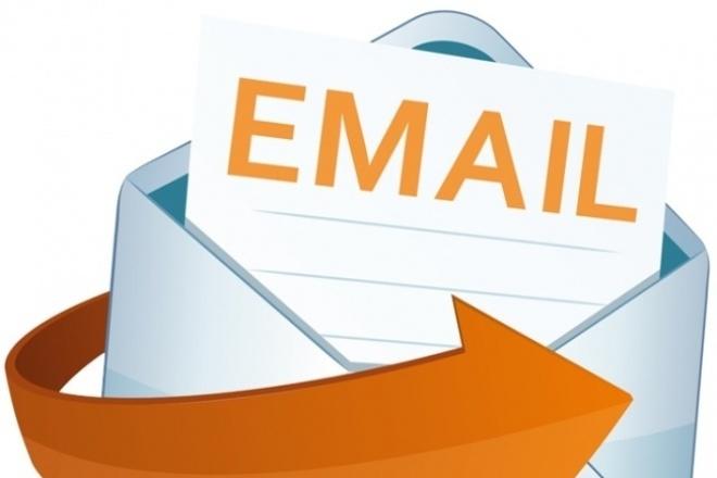 Ваша реклама в небольших email-рассылках - недорого 1 - kwork.ru