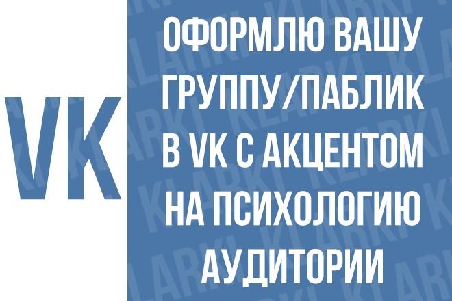 Создам оформление, побуждающее аудиторию к действиям 1 - kwork.ru