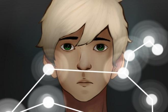 Портрет в стиле аниме и т.д.Иллюстрации и рисунки<br>Нарисую портрет вас (вашего персонажа, друга и т.д.) НЕ РИСУЮ: ФУРРИ И ДРУГИХ ЖИВОТНЫХ!!!!!!!!!!!!!!!<br>