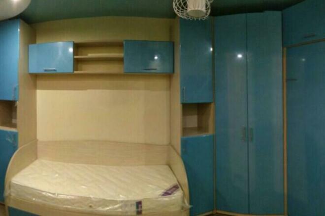 Визуализация,проект мебели. Кухни , детские ,купе 1 - kwork.ru