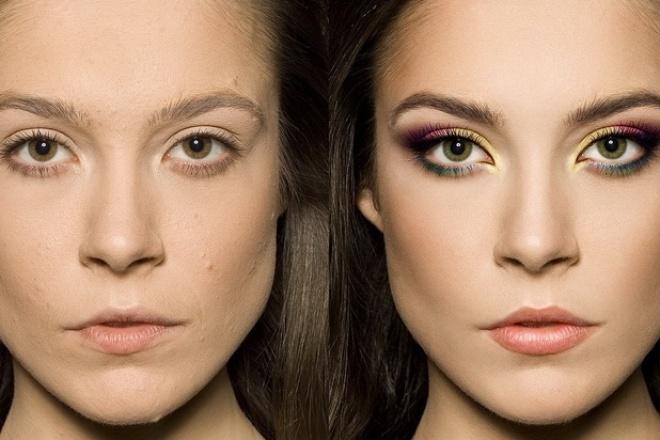 Качественно обработаю фотоОбработка изображений<br>Качественно обработаю фото: поменяю фон, могу добавить на фото какую-нибудь вещь, поменять цвет глаз, кожи или волос.<br>