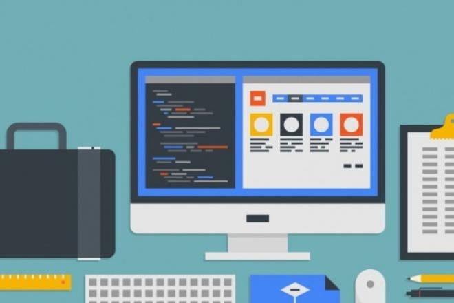 Верстка из PSD в HTML, Адаптив, Правки в версткеВерстка и фронтэнд<br>Сделаю верстку с PSD макета (html/CSS), адаптивную (Bootstrap) и с необходимым функционалом (JS/jQuery) Сделаю исправления и доработку на вашем сайте: - Устраню ошибки в коде - Поправлю верстку - До верстаю нужные элементы - Адаптирую вашу верстку под разные устройства - Добавлю функционал, скрипты<br>