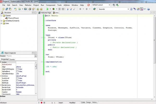 Выполняю разработку программ на delphiПрограммы для ПК<br>Разработка небольших программ на Delphi под Windows, решение задач по программированию на Delphi. Качественно,в срок.<br>