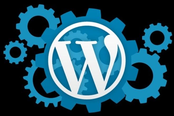 Установлю и настрою сайт или блог на WordpressАдминистрирование и настройка<br>Установлю на ваш хостинг WordPress и основные плагины. Выполню настройку и отправки почты, а также установлю и настрою вашу тему.<br>