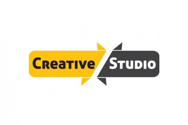 Создам оригинальный логотип для вашей компании в 3 вариантах 1 - kwork.ru