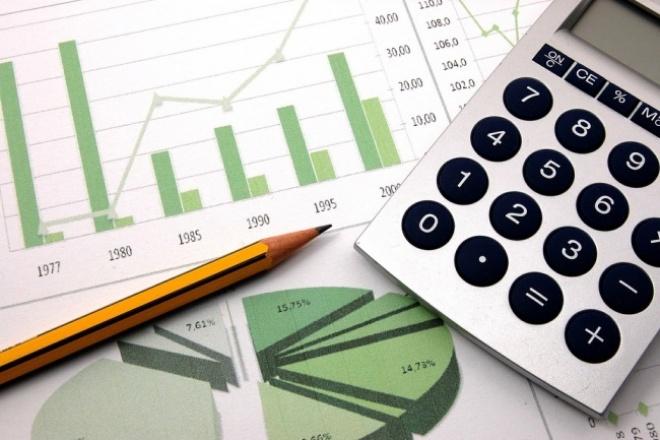 Финансовая модель проекта 1 - kwork.ru