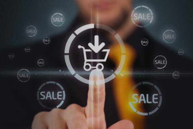 Insales. Реализую ваш проект  интернет-магазина от идеи до  продаж 1 - kwork.ru