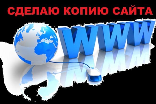 Сделаю копию любого сайта NEW 1 - kwork.ru