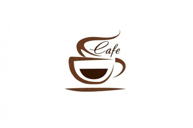 Ваш логотип в стиле минимализма 1 - kwork.ru