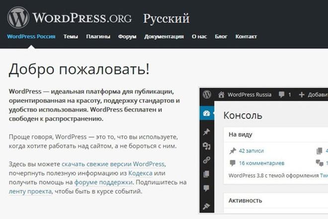 Натяну верстку на Wordpress, верстка под wordpress 1 - kwork.ru